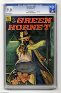 Golden Age (1938-1955):Miscellaneous, Four Color #496 Green Hornet (Dell, 1953) CGC VF/NM 9.0 Cream to off-white pages. Painted cover. Overstreet 2004 VF/NM 9.0 v...