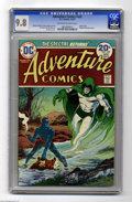 Bronze Age (1970-1979):Superhero, Adventure Comics #432 (DC, 1974) CGC NM/MT 9.8 Off-white to white pages. Jim Aparo cover. Aparo and Alex Nino art. Spectre s...