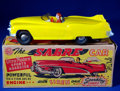 Memorabilia:Miscellaneous, Sabre Car Friction Motor Toy in Original Box (Louis Marx and Company, c. 1950s)....