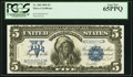 Large Size:Silver Certificates, Fr. 280 $5 1899 Silver Certificate PCGS Gem New 65PPQ.. ...