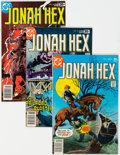 Bronze Age (1970-1979):Western, Jonah Hex Group of 48 (DC, 1977-81) Condition: Average VF-.... (Total: 48 )