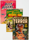 Golden Age (1938-1955):Miscellaneous, Golden and Silver Age Comics Group of 25 (Various Publishe...
