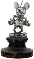 Animation Art:Maquette, Mickey Mouse Car Mascot/Hood Ornament (Walt Disney/Desmo, 1934). ...