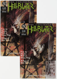 Hellblazer #1 Group of 2 (DC, 1988) Condition: Average NM.... (Total: 2 Comic Books)