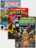 Modern Age (1980-Present):Miscellaneous, Modern Age Keys Comics Group of 14 (Various Publishers, 1982-91) Condition: Average NM.... (Total: 14 )