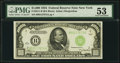 Small Size:Federal Reserve Notes, Fr. 2211-B $1,000 1934 Federal Reserve Note. PMG About Uncirculated 53.. ...