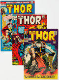 Silver Age (1956-1969):Superhero, Thor Group of 29 (Marvel, 1966-74) Condition: Average FN.... (Total: 29 Comic Books)