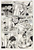 Original Comic Art:Panel Pages, Curt Swan and Frank Chiaramonte Action Comics #519 Story Page 7 Original Art (DC, 1981)....