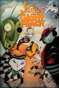 """Movie Posters:Animation, James and the Giant Peach & Other Lot (Buena Vista, 1996). Rolled, Very Fine+. One Sheets (2) (27"""" X 40"""") DS, Jane Smith Art... (Total: 2 Items)"""