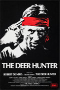 "Movie Posters:Academy Award Winners, The Deer Hunter (EMI, 1978). Rolled, Very Fine+. British Double Crown (20"" X 30""). Fred Atkins Artwork. Academy Award Winner..."