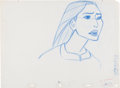 Animation Art:Production Drawing, Pocahontas Animation Drawings Group ...