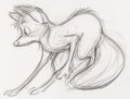 Animation Art:Production Drawing, The Fox and the Hound Tod Animation ...