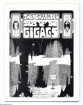 Bronze Age (1970-1979):Alternative/Underground, The Collected Tales of the Gigags Volume One (Brad W. Foster, 1975) Condition: VF/NM. Very early work from Hugo winner (and ...