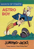 Original Comic Art:Covers, Hy Eisman (attributed) - March of Comics #285 Astro Boy CoverOriginal Art (K.K. Publications,1966). Wow! The original cover...