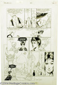 Original Comic Art:Panel Pages, P. Craig Russell - The Sandman #50, page 26 Original Art (DC,1993). The Dream King ponders the purchase of the remarkable c...