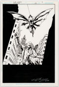 Original Comic Art:Panel Pages, Cliff Chiang Detective Comics #816 Story Page 4 Original Art (DC Comics, 2006)....