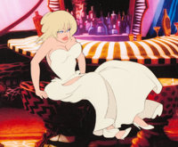 Cool World Holli Would Production Cel (Paramount, 1992)