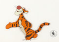 Animation Art:Production Cel, The Many Adventures of Winnie the Pooh Tigger Production Cel (Walt Disney, 1977). ...