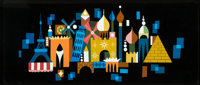 "Mary Blair ""It's a Small World"" Concept Painting (Walt Disney, 1964/66)"