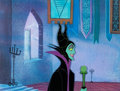 Animation Art:Production Cel, Sleeping Beauty Maleficent Production Cel (Walt Disney, 1959). ...