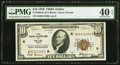 Small Size:Federal Reserve Bank Notes, Fr. 1860-K $10 1929 Federal Reserve Bank Note. PMG Extremely Fine 40 EPQ.. ...