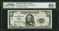 Small Size:Federal Reserve Bank Notes, Fr. 1880-G $50 1929 Federal Reserve Bank Note. PMG Gem Uncirculated 65 EPQ.. ...
