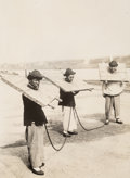 Photographs, Various Artists (20th Century). Forty Press Photographs of China (40 works), circa 1930s. Gelatin silv...