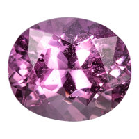 Unmounted Pink Sapphire