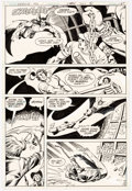 Original Comic Art:Panel Pages, Romeo Tanghal and Vince Colletta Detective Comics #492 Story Page 5 Original Art Man-Bat (DC Comics, 1980)....