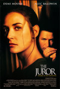 "Movie Posters:Crime, The Juror (Columbia, 1996). Rolled, Very Fine-. One Sheets (7) Identical (26.75"" X 39.75"") DS. Crime.. ... (Total: 7 Items)"