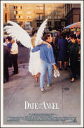 """Movie Posters:Romance, Date with an Angel (DeLaurentis, 1987). Rolled, Overall: Very Fine-. One Sheets (5) Identical (27"""" X 41"""") SS. Romance.. ... (Total: 5 Items)"""