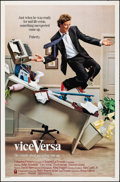 "Movie Posters:Comedy, Vice Versa (Columbia, 1988). Rolled, Overall: Fine/Very Fine. One Sheets (20) Identical (27"" X 41"") SS. Comedy.. ... (Total: 20 Items)"