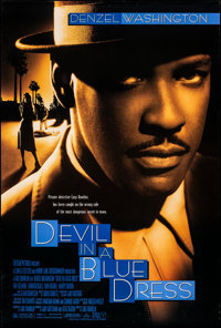 """Devil in a Blue Dress & Other Lot (Tri-Star, 1995). Rolled, Overall: Very Fine. One Sheets (6) (26.75"""" X 39.75..."""
