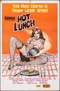 """Movie Posters:Adult, Hot Lunch (Essex, 1978). Folded, Fine/Very Fine. One Sheet (25"""" X 38""""). Adult.. ..."""