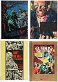 Books:Hardcover, Assorted Horror & Sci-Fi Comic Reprint Volumes Group of 12 (Various, 2009-16).... (Total: 12 Items)
