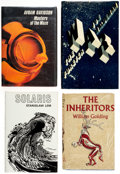 Books:Hardcover, Assorted Science Fiction UK Hardcover Editions Group of 9 (Various, 1955-77).... (Total: 9 Items)