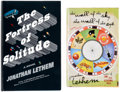 Books:Signed Editions, Jonathan Lethem Signed Editions Group of 2 (Various, 1996-2003).... (Total: 2 Items)
