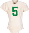 Football Collectibles:Uniforms, 1963 Willie Galimore Game Worn Chicago Bears Jersey - Possibly from the NFL Championship Game!...