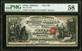 Selma, AL - $5 Original Fr. 399 The City National Bank Ch. # 1736 PMG Choice About Unc 58