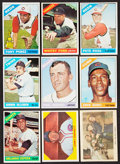 "Baseball Cards:Lots, 1957-88 Fleer/Topps Baseball Collection (223) Plus One 1959 Fleer ""Three Stooges"" Card...."