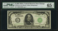 Fr. 2212-G $1,000 1934A Federal Reserve Note. PMG Gem Uncirculated 65 EPQ