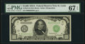 Small Size:Federal Reserve Notes, Fr. 2212-H $1,000 1934A Federal Reserve Note. PMG Superb Gem Unc 67 EPQ.. ...