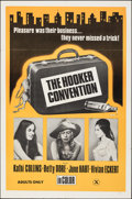 """Movie Posters:Adult, The Hooker Convention (1973). Folded, Very Fine. One Sheet (27"""" X 41""""). Adult.. ..."""