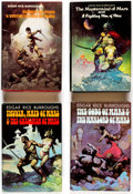 Books:Hardcover, Edgar Rice Burroughs Hardcover Editions Group of 7 (Nelson Doubleday, 1970-77).... (Total: 7 Items)