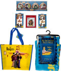 Music Memorabilia:Memorabilia, The Beatles Yellow Submarine Assorted Group of Items (6). ...