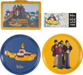 Music Memorabilia:Memorabilia, The Beatles Yellow Submarine Assorted Group of Items (4). ...