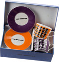 Music Memorabilia:Memorabilia, The Beatles A Hard Day's Night Four-Piece Tea Cup and Saucer Set in Original Box (2010). ...