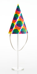 Prints & Multiples, Jonathan Seliger (b. 1955) Party Hat...