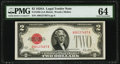 Small Size:Legal Tender Notes, Fr. 1502 $2 1928A Legal Tender Note. PMG Choice Uncirculated 64.. ...