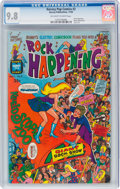 Silver Age (1956-1969):Humor, Harvey Pop Comics #2 (Harvey, 1969) CGC NM/MT 9.8 Off-white to white pages....